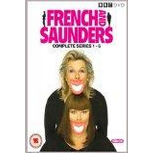 French & Saunders Series 1-6 Box Set (6 discs) [DVD]